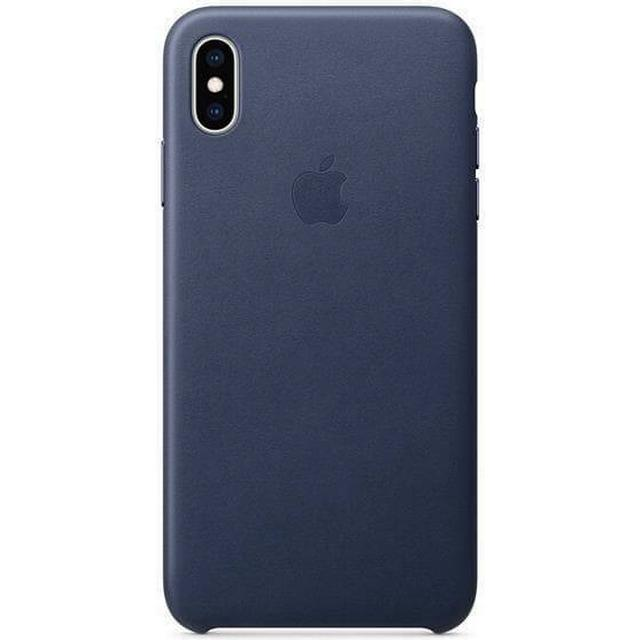 Apple Leather Case (iPhone XS Max)