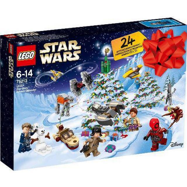 Lego Star Wars Advent Calendar 2018 75213