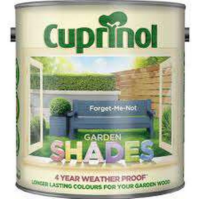 Cuprinol Garden Shades Wood Paint Blue 2.5L