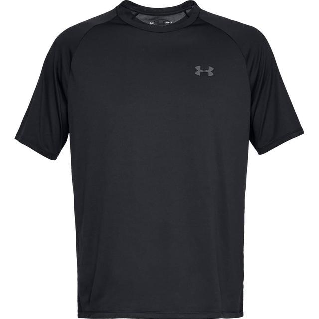 Under Armour Tech 2.0 Short Sleeve T-shirt Men - Black