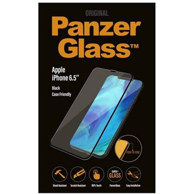PanzerGlass Case Friendly Screen Protector (iPhone XS Max)
