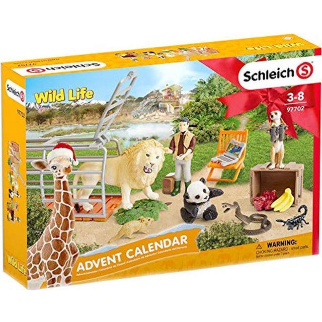 Schleich Wild Life Advent Calendar 2018 97702