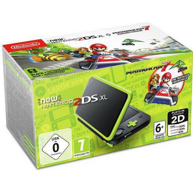 Nintendo New 2DS XL - Mario Kart 7