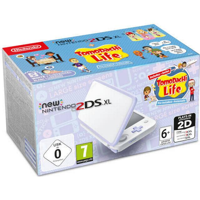 Nintendo New 2DS XL - Tomodachi Life