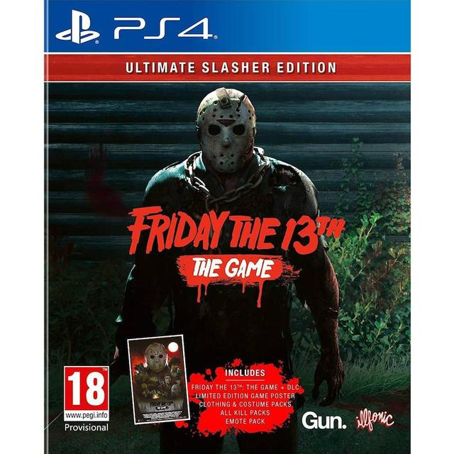 Friday the 13th: The Game - Ultimate Slasher Edition