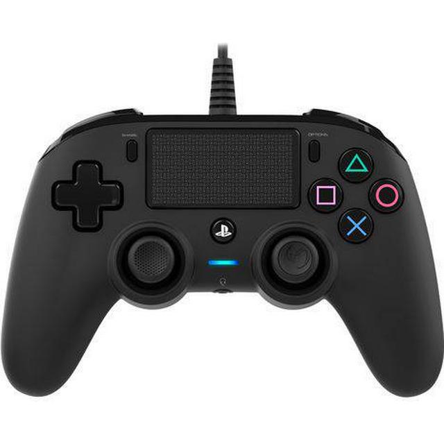 Nacon PS4 Compact Controller - Black