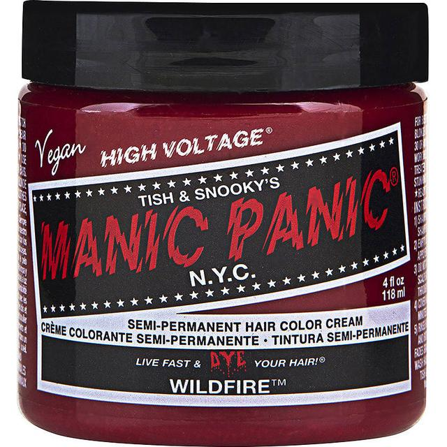 Manic Panic Classic High Voltage Wildfire 118ml