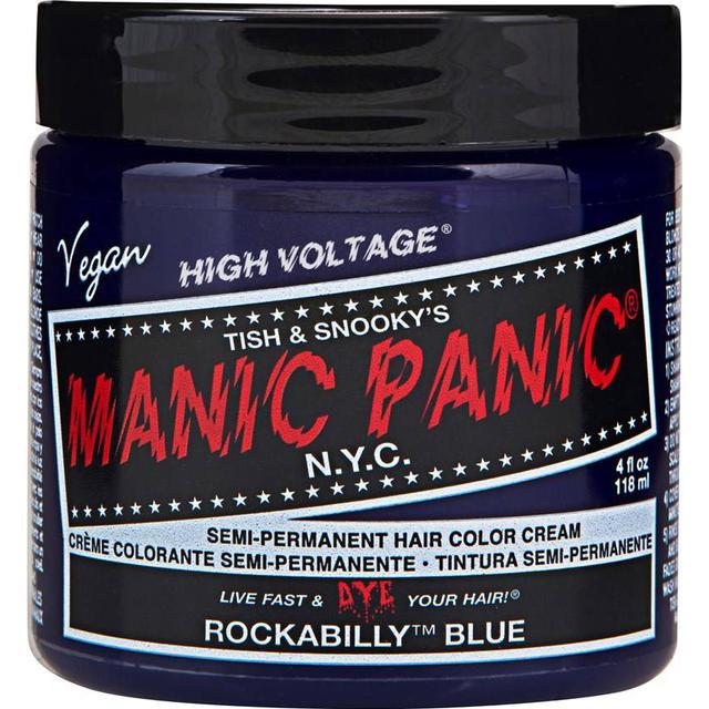 Manic Panic Classic High Voltage Rockabilly Blue 118ml