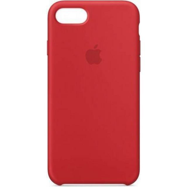 Apple Silicone Case (PRODUCT)RED (iPhone 8 Plus/7 Plus)