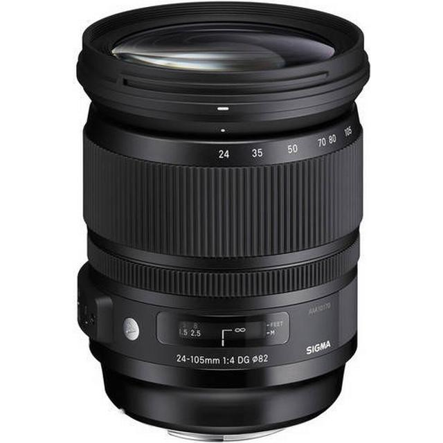 Sigma 24-105mm F4 DG HSM Art for Sony A