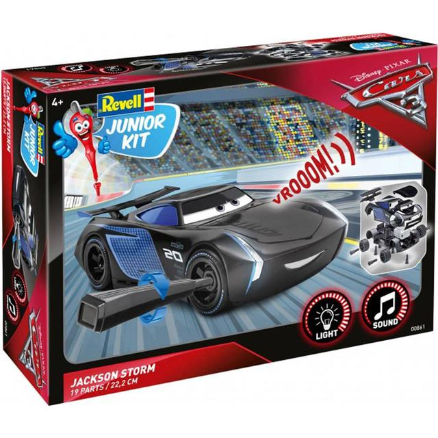 Revell Jackson Storm Light & Sound
