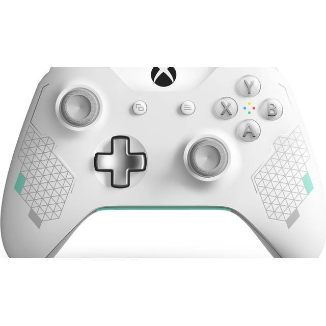 Microsoft Xbox Wireless Controller - Sport White Special Edition (Xbox One)