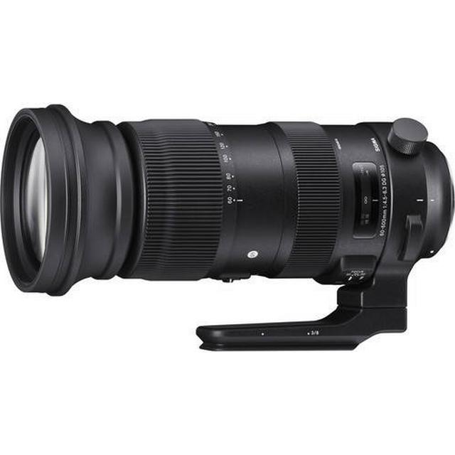Sigma 60-600mm F4.5-6.3 DG OS HSM Sports for Canon