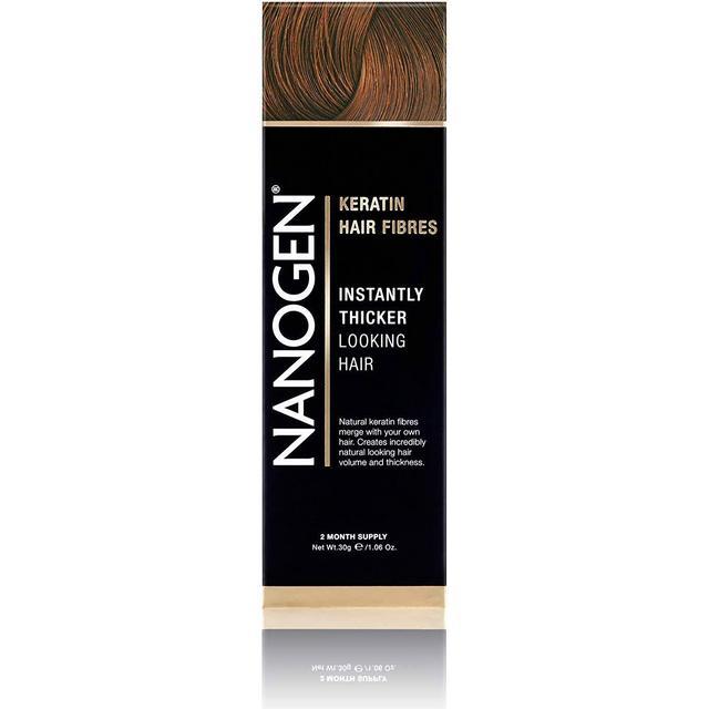 Nanogen Keratin Hair Fibres Auburn 30g