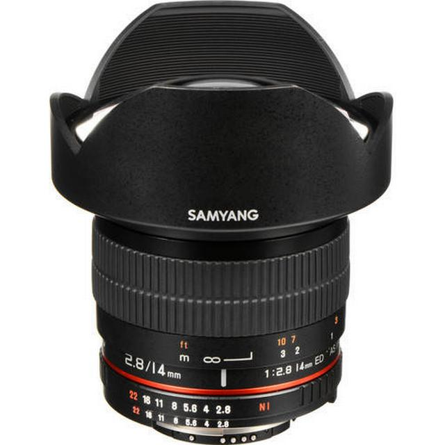 Samyang AF 14mm f/2.8 for Nikon F
