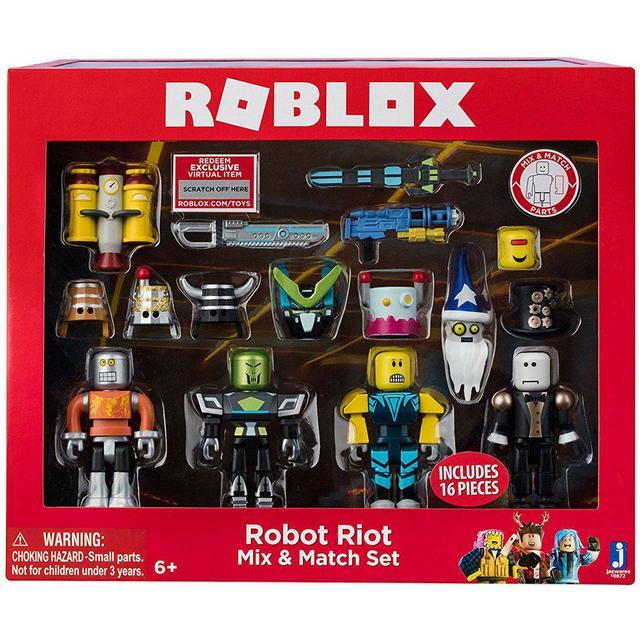 Jazwares Roblox Robot Riot Mix & Match Set