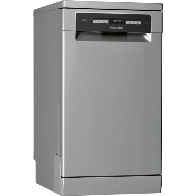 Hotpoint HSFO 3T223 W X UK Stainless Steel