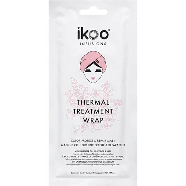 Ikoo Infusions Thermal Treatment Wrap Color Protect & Repair Mask 35g