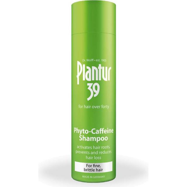 Plantur 39 Phyto Caffeine for Fine, Brittle Hair Shampoo 250ml