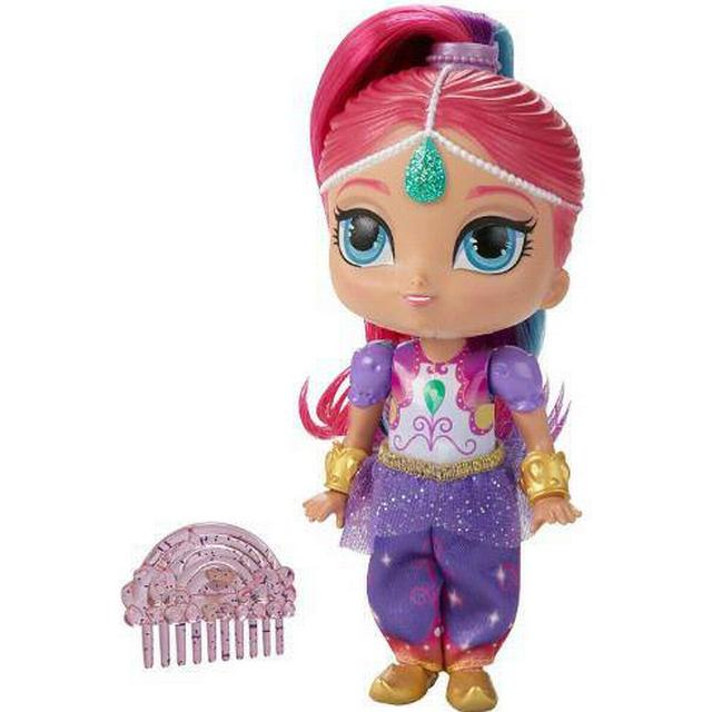 Fisher Price Shimmer & Shine Rainbow Zahramay Shimmer Doll FHN25
