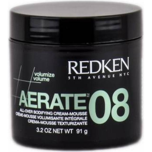 Redken Volumize Aerate 08 All-Over Bodifying Cream-Mousse 91g