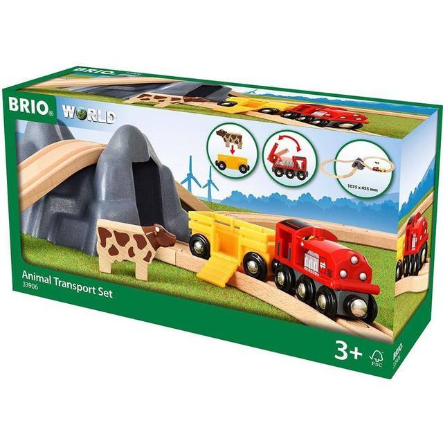 Brio Animal Transport Set 33906