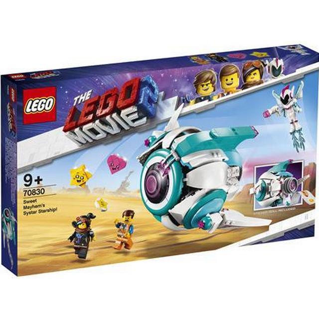 Lego Movie Sweet Mayhem's Systar Starship 70830