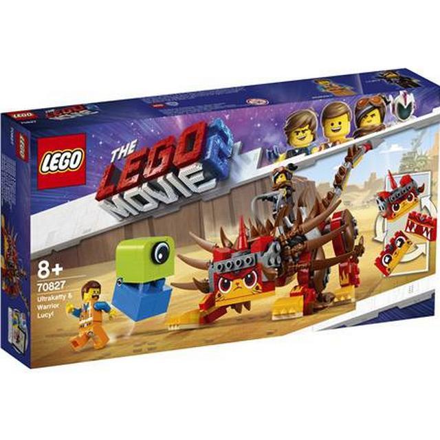 Lego Movie Ultrakatty & Warrior Lucy 70827