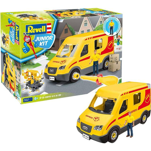 Revell Junior Kit Delivery Truck with Figure 00814