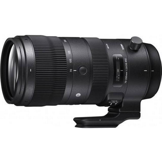 Sigma 70-200mm F2.8 DG OS HSM Sports for Nikon