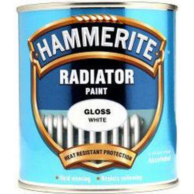 Hammerite - Radiator Paint White 0.5L
