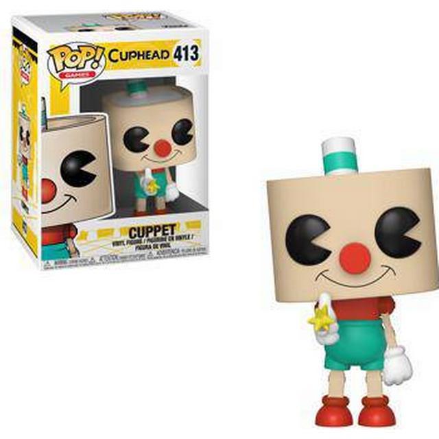 Funko Pop! Movies Cuphead Cuppet