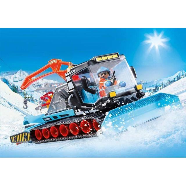 Playmobil Snowplow 9500