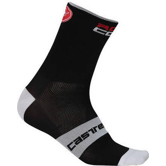Castelli Rossocorsa 9 Socks Men - Black