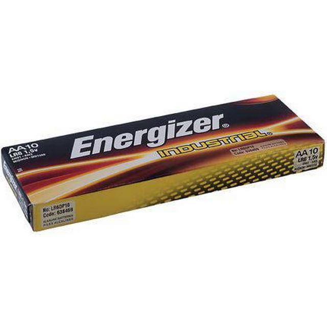 Energizer LR6/AA Alkaline Power Compatible 10-pack