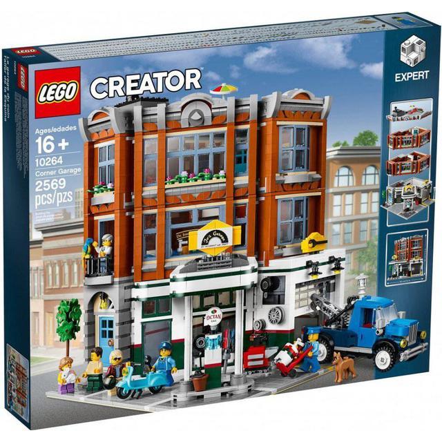 Lego Creator Expert Corner Garage 10264