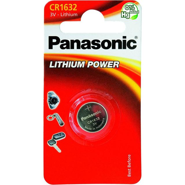 Panasonic CR1632 Compatible