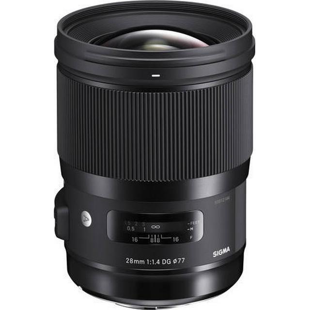 Sigma 28mm F1.4 DG HSM Art for Canon EF