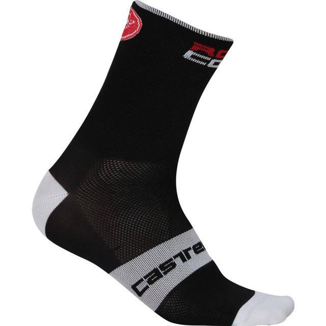 Castelli Rossocorsa 6 Socks Men - Black