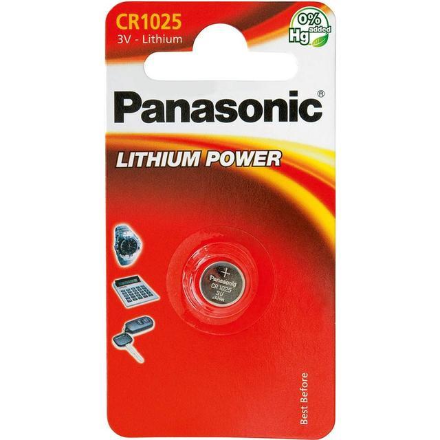 Panasonic CR1025 Compatible
