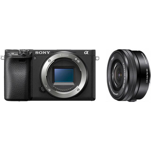 Sony Alpha 6400 + 16-50mm OSS