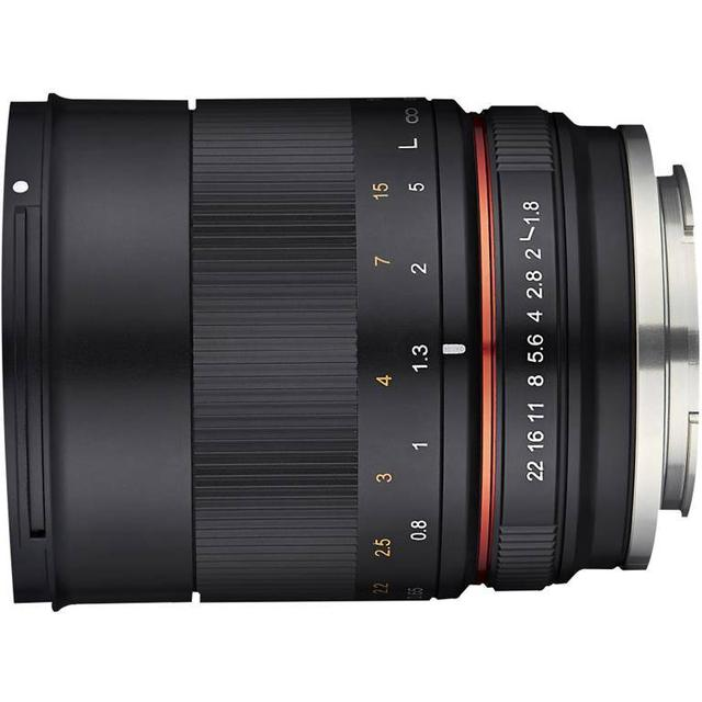 Samyang 85mm F1.8 ED UMC CS for Fuji X