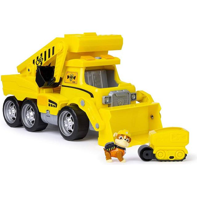Spin Master Ultimate Rescue Construction Truck