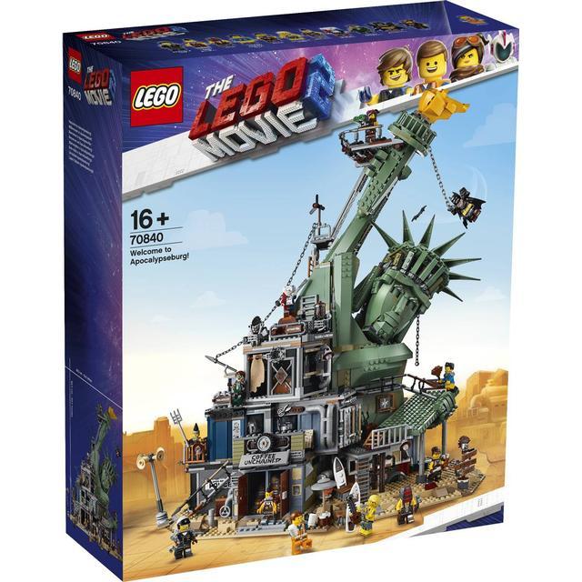 Lego The Lego Movie 2 Welcome to Apocalypseburg! 70840