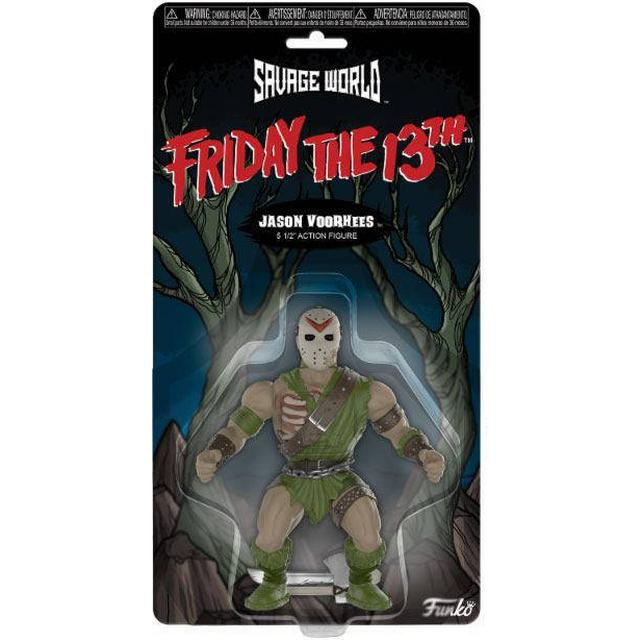 Funko Savage World Friday the 13th Jason Voorhees