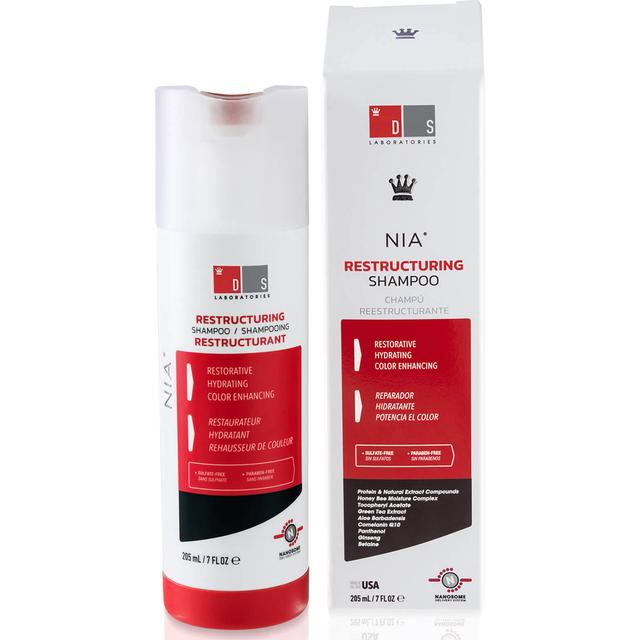 DS Laboratories Nia Restructuring Shampoo 205ml