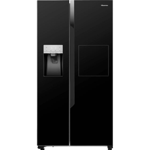 Hisense RS694N4BB1 Black
