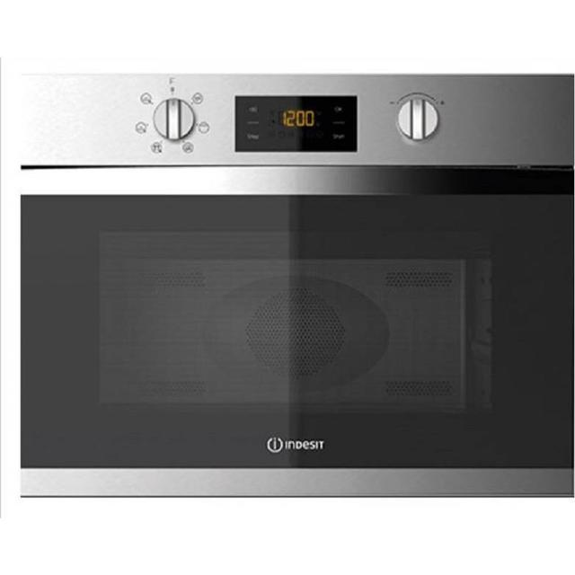 Indesit MWI 3443 IX Stainless Steel