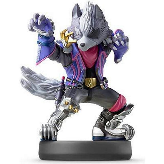 Nintendo Amiibo - Super Smash Bros. Collection - Wolf