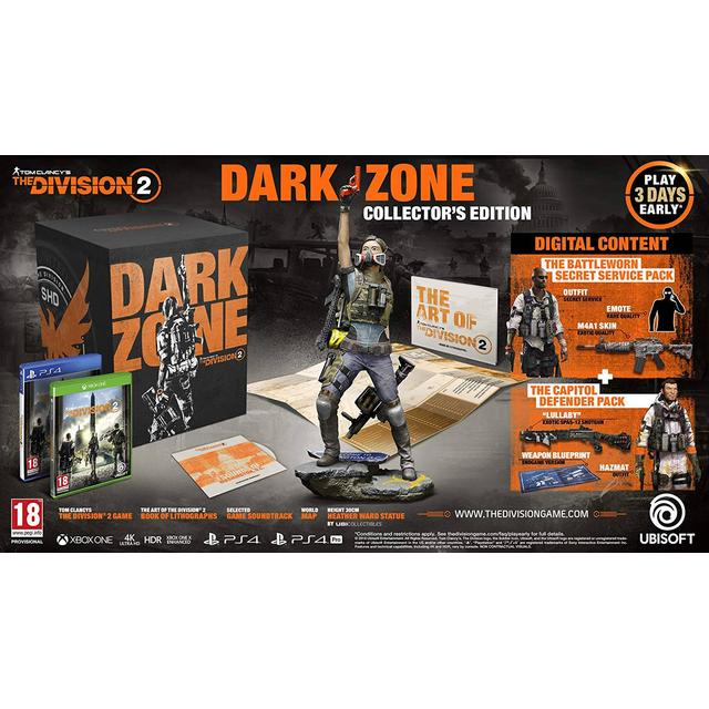 Tom Clancy's The Division 2 - Dark Zone Collector's Edition